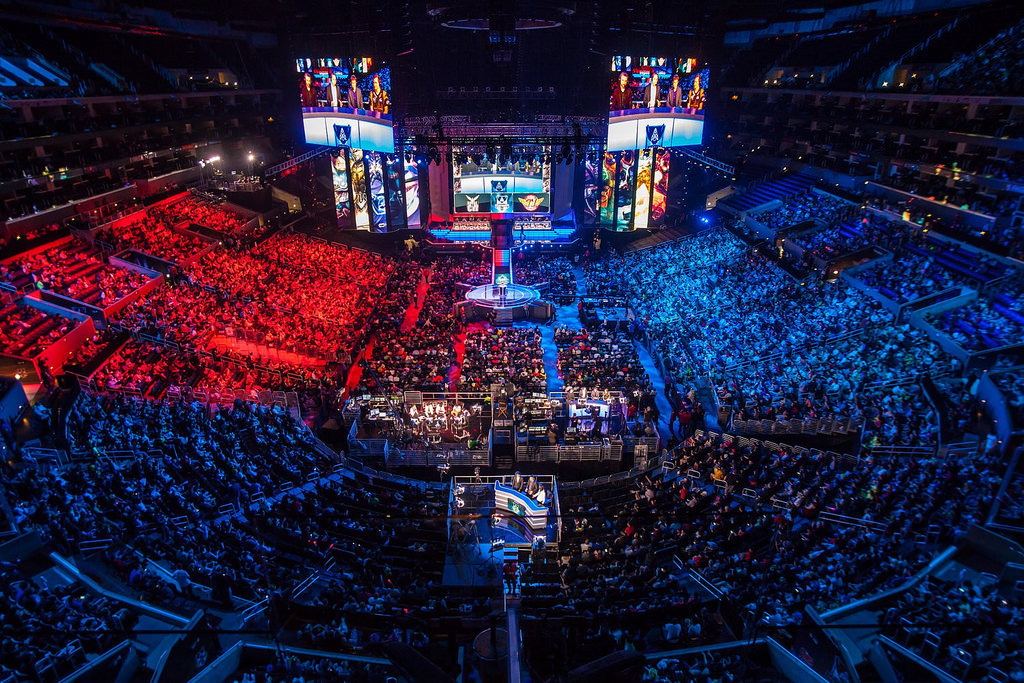 DPA, Hamburger Morgenpost and Live Blog join forces for the ESLOne Hamburg