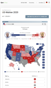 dpa Live Blogging the US elections